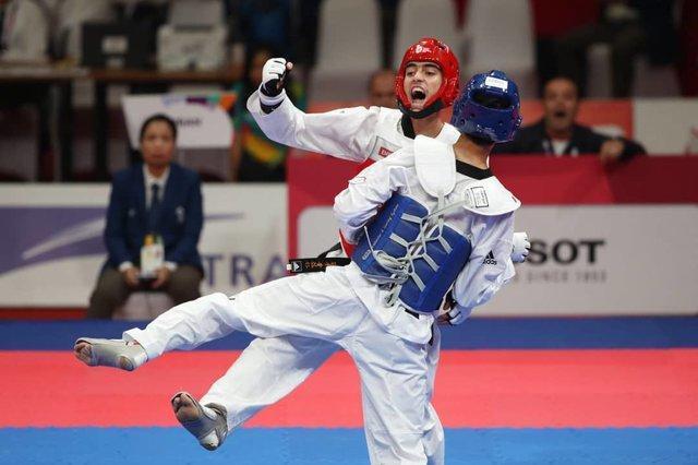 مدال برنز کیانی و بخشی در بازی های آسیایی قطعی شد