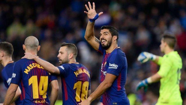 اختلاف نظر سوارس با مسی درباره رئال مادرید