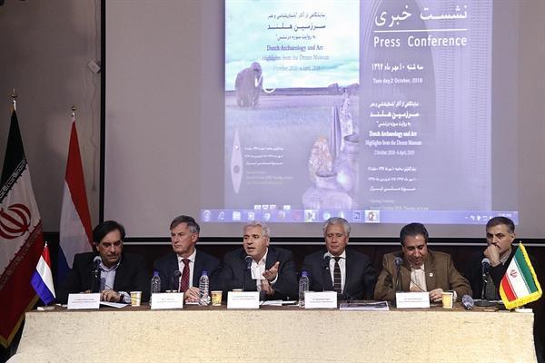 تمایل کشورهای مختلف برای برگزاری موزه دائمی در ایران، تحریم ها تأثیری در برگزاری رویدادهای فرهنگی نداشته است
