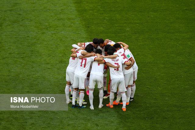 انتها اردوی تیم ملی با پیروزی خفیف برابر بولیوی
