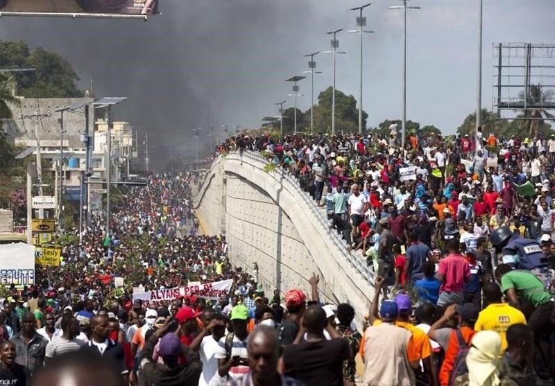 دستگیری 5 آمریکایی در هائیتی