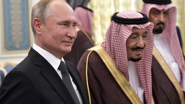 پوتین چرا به عربستان رفت؟