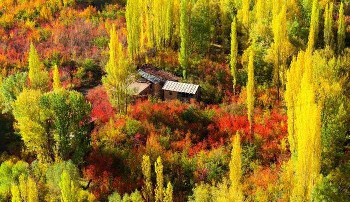 10 نقطه جذاب برای پاییزگردی