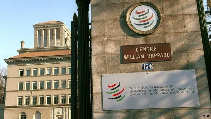 درخواست رهبران گروه 20 برای جراحی فوری WTO