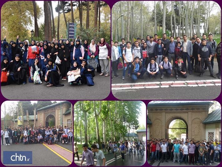 بازدید بیش از 11هزار دانش آموز از موزه های مجموعه سعدآباد
