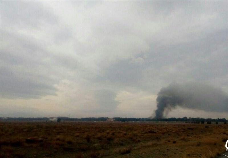 3 کشته در سقوط هواپیما در فرودگاه تگزاس
