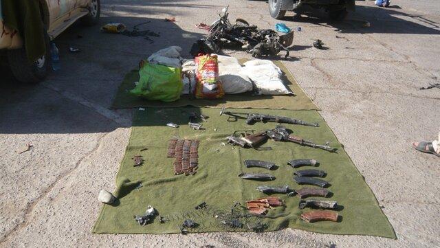 هلاکت شروری که 13 مامور نیروی انتظامی را به شهادت رسانده بود