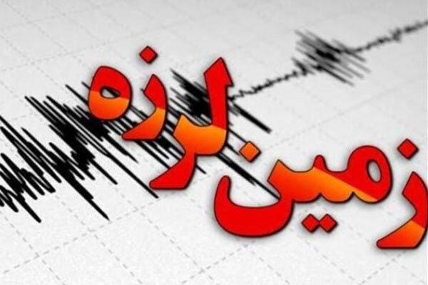 زلزله 5.8 ریشتری تربت حیدریه را لرزاند