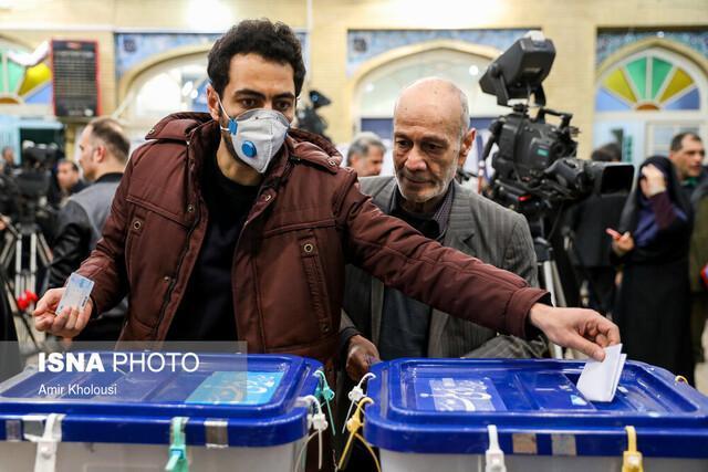 تمدید انتخابات در استان یزد تا ساعت 23:30