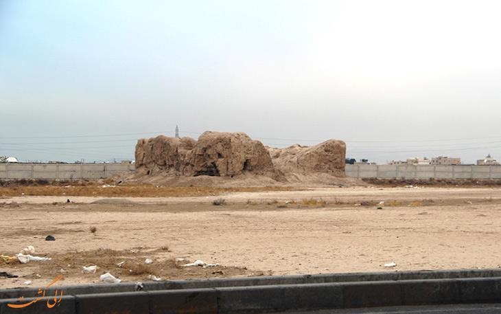 تپه تاریخی پوئینک در حال کاوش است یا تخریب؟