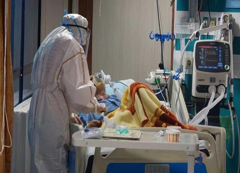 خبرنگاران شمار بیماران بدحال کرونایی در اصفهان افزایش یافت