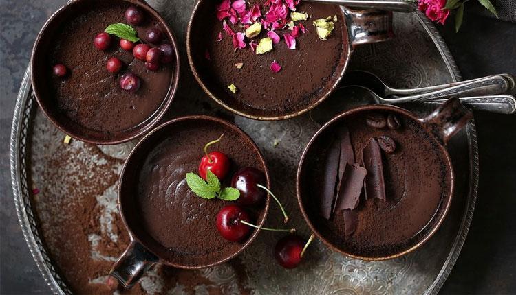 طرز تهیه خوشمزه ترین دنت خانگی شکلاتی به 4 روش آسان