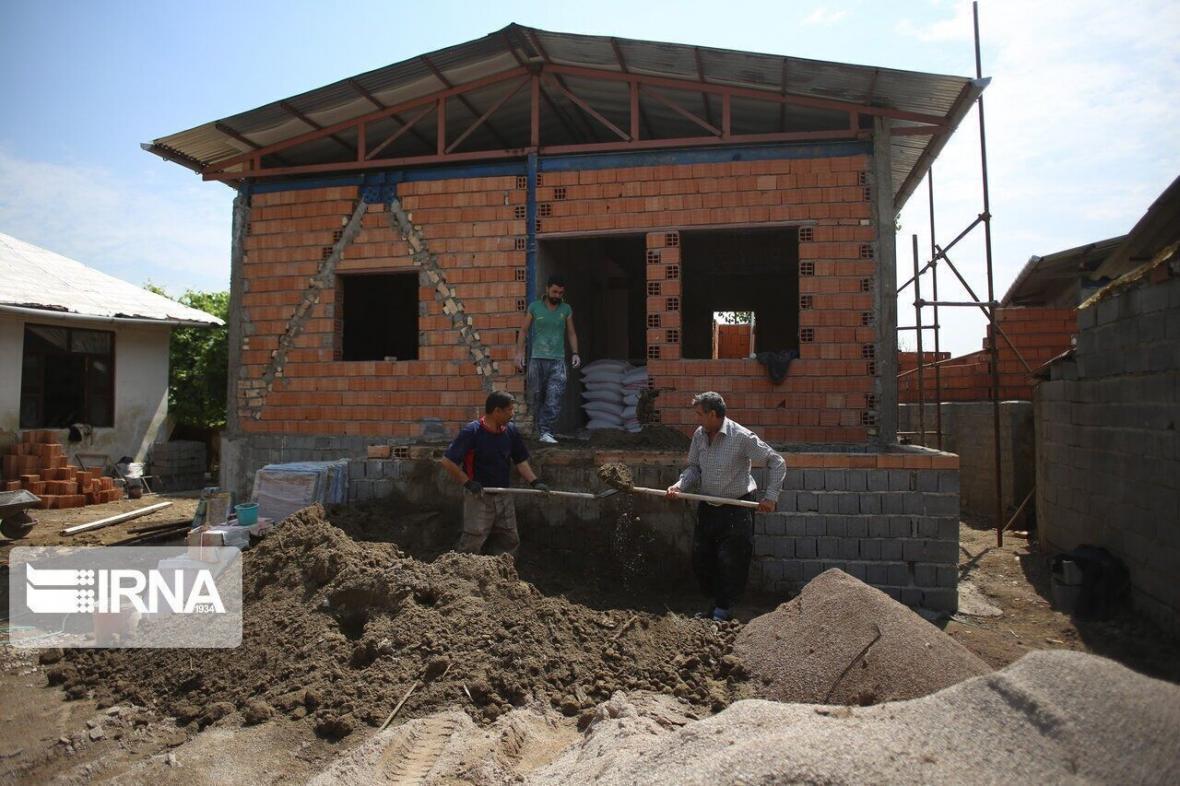 خبرنگاران دل قرص روستاییان خراسان شمالی از سقف های مستحکم منازل