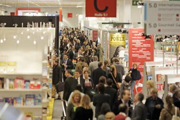آمار دقیق بازدید و فروش کتاب در نمایشگاه امسال فرانکفورت