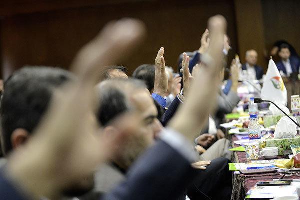 رقابت 25 کاندیدا برای چهار صندلی ریاست