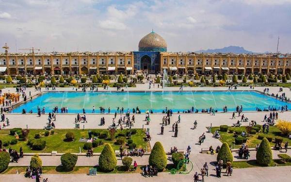 جاهای دیدنی اصفهان در تعطیلات چند روزه