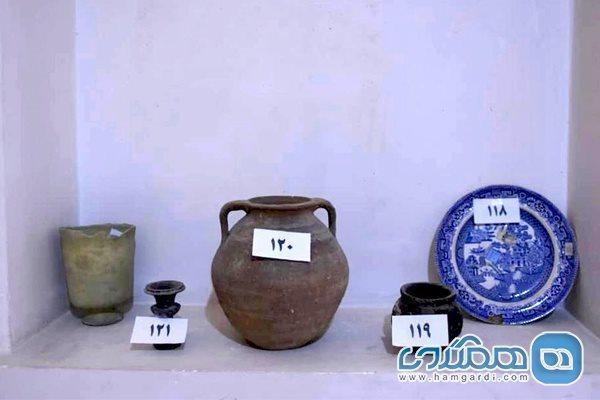 اشیای سفالی موزه سفال ابرکوه شناسنامه دار شدند