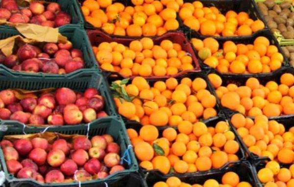 توزیع 700 تن میوه شب عید در کردستان