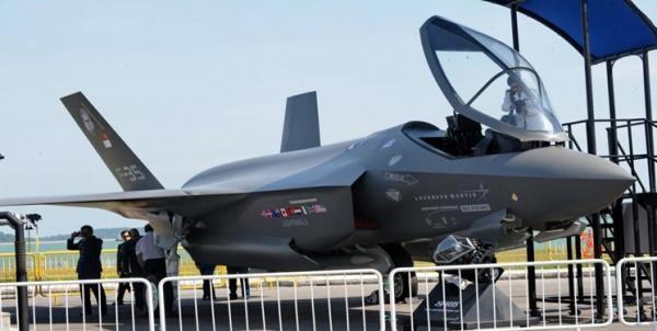 واشنگتن رسما ابلاغ کرد؛ اخراج آنکارا از برنامه اف-35